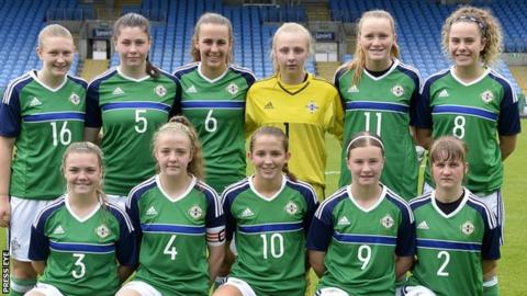 Northern Ireland are preparing to host the Uefa Women's Under-19 Champonships from 8-20 August