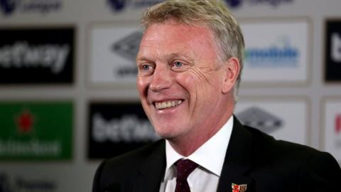 I have a point to prove at West Ham - Moyes