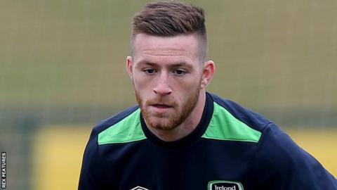 Man City's Byrne joins Blackburn