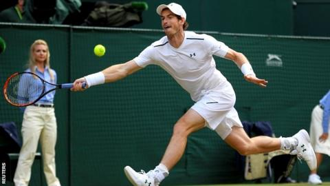 Murray knocked out of Wimbledon quarter-finals in five sets by Querrey