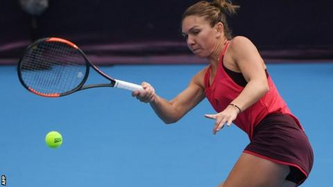 Maria Sharapova advances into Round 3 of China Open