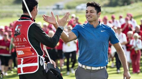 Julian Suri claims maiden European Tour title at Made In Denmark
