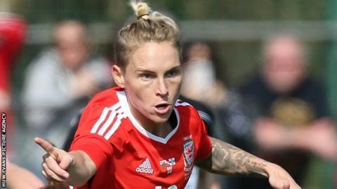 Jess Fishlock Wales