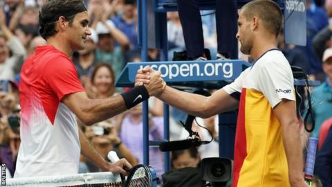 Omni Sports: Nadal, Federer move on at US Open, Fognini kicked out