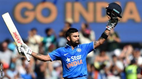 Virat Kohli named India's ODI, T20 skipper, Yuvraj Singh makes comeback