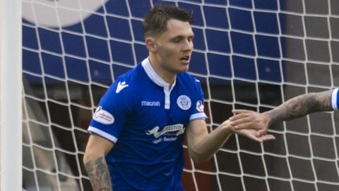Queen of the South's Jason Kerr