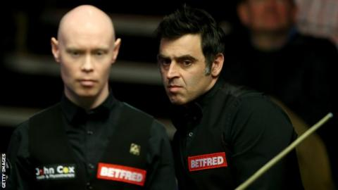 O'Sullivan through to second round in Sheffield