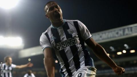 Fernando Llorente's late effort ensures Swansea end on high against West Brom