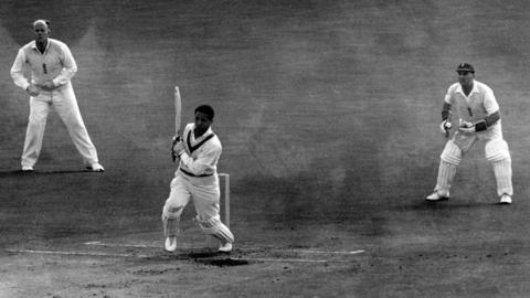 England v West Indies 1957
