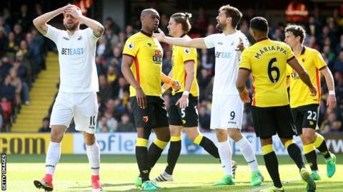 Swansea Watford