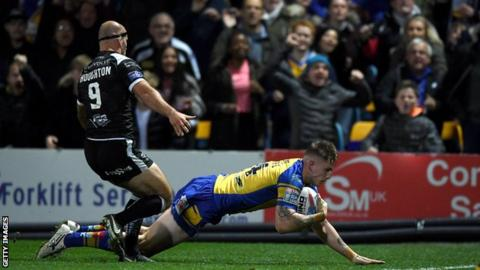 Leeds reach 10th Grand Final after thrilling win over Hull FC
