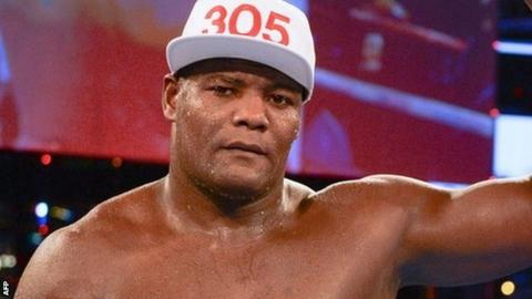 Luis Ortiz tests positive for banned substance, says WBC