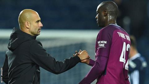 League Cup a waste of energy - Guardiola