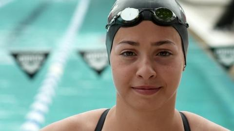 Rio 2016: The Syrian refugee who swam for her life – all the way to the Olympics