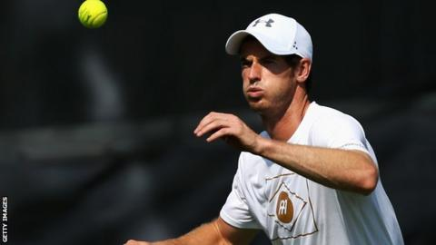 Australian Jordan Thompson defeats Andy Murray in shock upset at Queen's