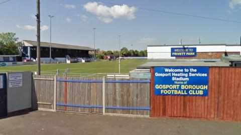 Privett Park Gosport Borough