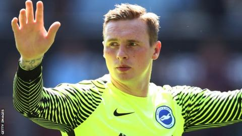 Confirmed: Brighton goalkeeper David Stockdale leaves to join Birmingham