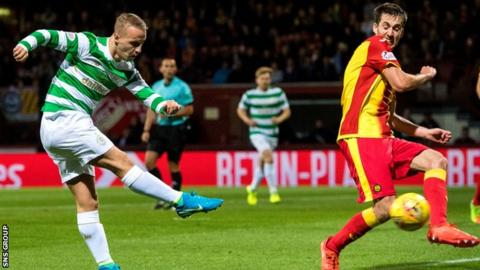 Celtic claim huge first-leg advantage against FC Astana