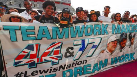 US GP fans