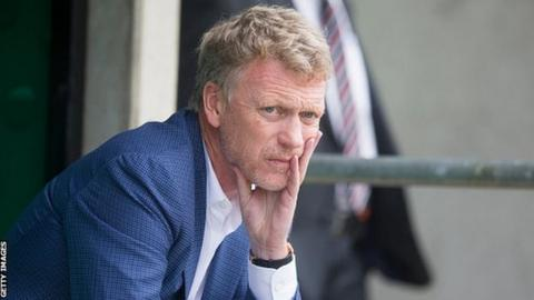 Real Sociedad boss David Moyes