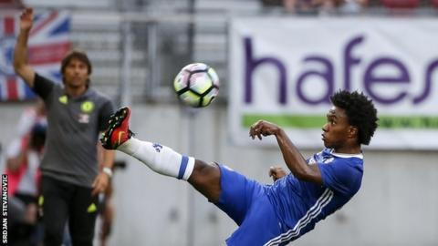 Willian of Chelsea