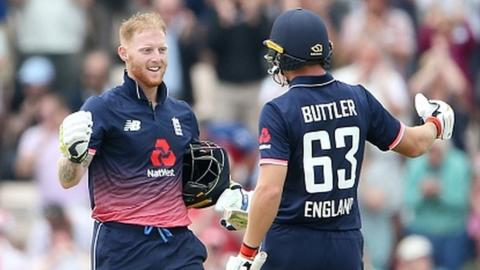 Stokes and Buttler
