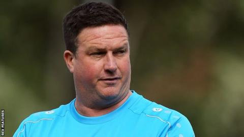 Guiseley manager Paul Cox led his side to their first away point of the season