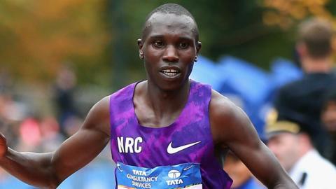 Kenya's Geoffrey Kipsang Kamworor
