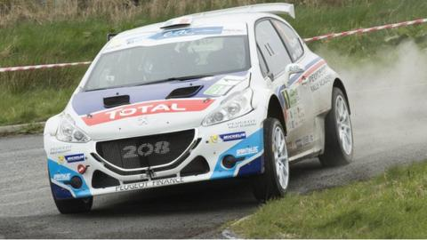 Craig Breen is returning to defend his Circuit of Ireland title