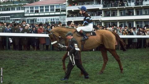 Tommy Carberry: Grand National-winning trainer and jockey dies aged 75
