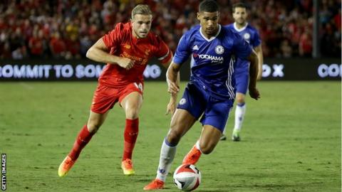 Loftus-Cheek closes on Selhurst Park switch