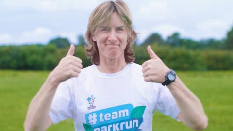Katherine Grainger's 5 steps to Parkrun