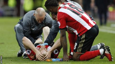 Watmore KO'd for the season after cruciate injury