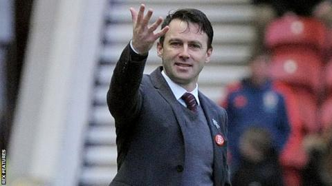 Dougie Freedman: Forest boss expects to sign striker - BBC ...