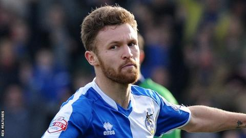Matty Taylor set to join Bristol City from Bristol Rovers