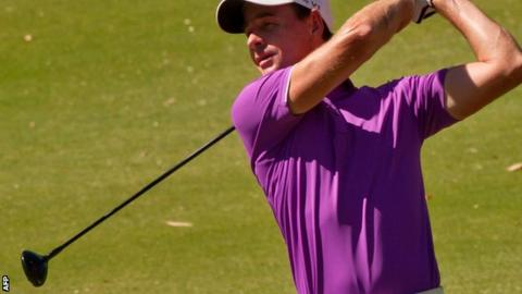Rumford holds on to lead at Super 6 event in Perth
