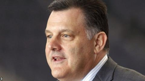 Steve Penny who has resigned as president and chief executive of USA Gymnastics