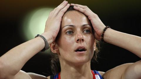Great Britain's Kelly Sotherton