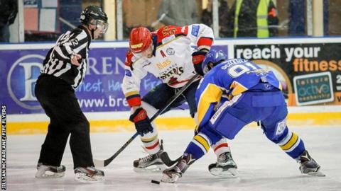 UK: Edinburgh Capitals Retain Elite League Play-off Hopes