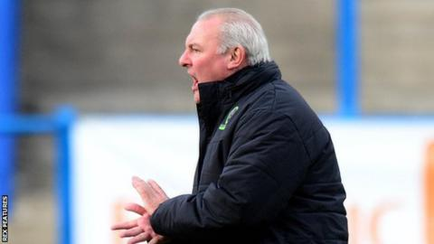 Worcester boss Gary Gold took charge of the Warriors for the first time in their 53-38 Anglo-Welsh Cup win against Cardiff Blues at Cardiff Arms Park on 4 February