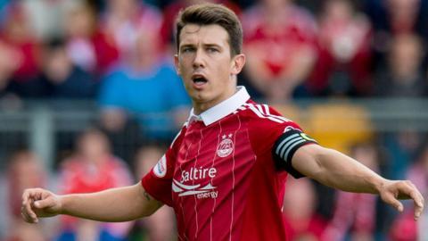 Aberdeen skipper Ryan Jack is fit again