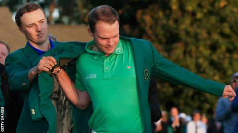 Jordan Spieth and Danny Willett