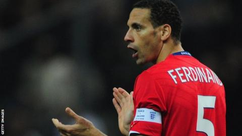 Rio Ferdinand says England should use Euro 2016 to prepare for the next World Cup