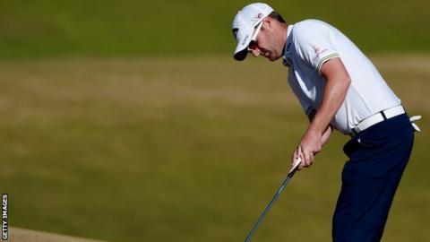 Marc Warren was joint top Scot at the US Open in June