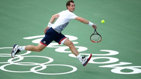 Andy Murray Named as Opening Ceremony Flagbearer for Rio 2016