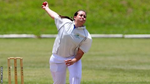 Swart also took two wickets