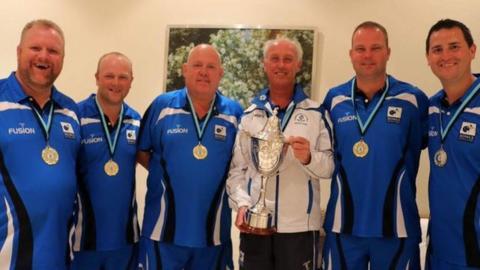 Scotland's men's team