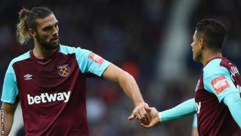 West Ham cruise through but Bilic wants more from club record signing