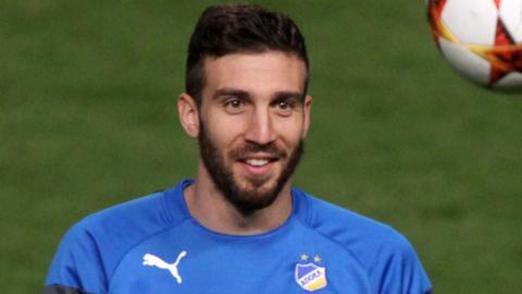 APOEL winger Georgios Efrem