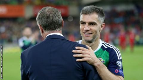 Paddy McNair returns to Northern Ireland squad